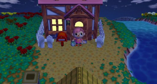 Image result for animal crossing city folk house